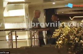 Oh?! Did Anderson Cooper forgive his boyfriend and take him back? Seen on the yacht…