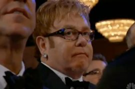 Elton John slams Madonna, says her career is over and calls her a fairground stripper.