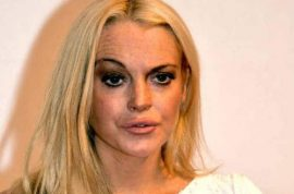 Lindsay Lohan was high on ambien during jewelry heist. Is jail next?