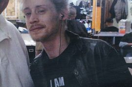 Macaulay Culkin said to be hopelessly addicted to heroin. Has turned his apartment into a drug den.