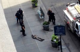 Jeffrey Johnson: Empire State Building shooter identified. Casually killed ex boss.