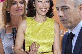 Ann Curry fired: Feels vindicated as NBC ratings falter at the London Olympics