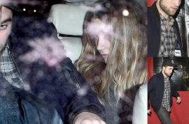 Robert Pattinson fans hostilely respond to assertions that he is cheating behind Kristen Stewart's back.