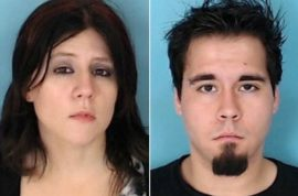 Couple at Walmart arrested after having sex in public. Stole lubricant off the shelf.