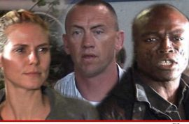 Heidi Klum to Seal: 'I didn't cheat on you with the bodyguard!'