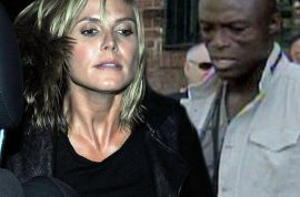 Heidi Klum: 'Seal is after me cause he wants my money!'