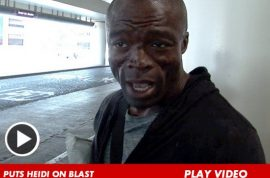 Seal does an about face: Says he never 'implied' that Heidi Klum cheated with the bodyguard..