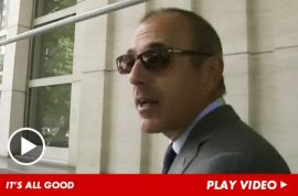 Matt Lauer would like to tell you how his popularity has plummeted since Ann Curry was fired. Will he survive?
