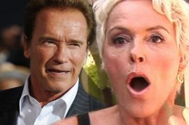 Arnold Schwarzenegger now confesses he had affair with Brigitte Nielsen in new autobiography.
