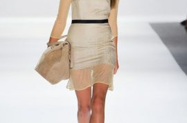Charlotte Ronson Spring/Summer 2013 Collection, Lincoln Center Studio.