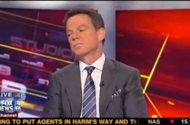 Video: Live car chase suicide leaves Fox presenter freaking out.
