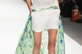 Custo Barcelona Spring 2013 X-Ray collection: An avante garde fusion.