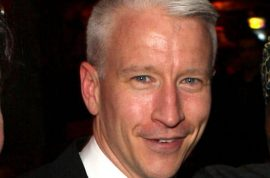 My hero Anderson Cooper opens up about coming out as gay.