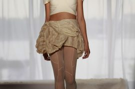 Shrouded in Mystery: Katie Gallagher Spring/Summer 2013 Collection