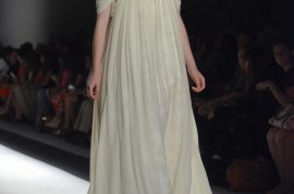 Chadwick Bell Spring 2013: Discovering femininity via themes of duality.