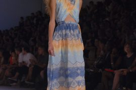 Aloha, Mara Hoffman's Spring 2013 Collection.