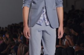 VLOV Qing Qing Wu Spring 2013: Chic, professional, and not to be ignored.