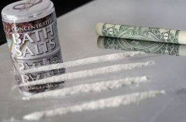 Bath salts said to leave you up to ten times more whacked than cocaine…