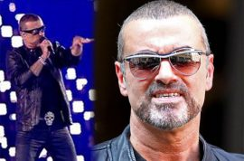 George Michael plays for over 300 doctors and nurses who saved his life at Vienna comeback show.