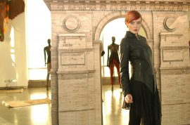 Sheena Trivedi Spring 2013. Flirting with tradition and rebellion.