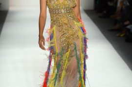 Farah Angsana Spring 2013 Collection: 'The Glamazon'
