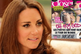 Kate Middleton topless: Only one in five Brits have seen the photos…