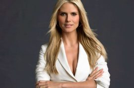 Heidi Klum had been fornicating with bodyguard for months says Seal privately.