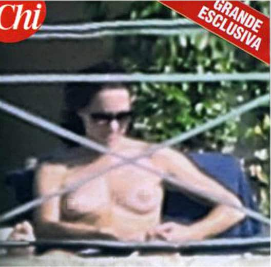 ate Middleton naked pictures courtesy of Chi magazine Italy