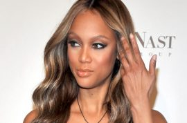 CariDee English: Is she right to condemn America's Next Top Model's Tyra Banks?