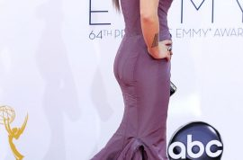 It's time to figure out who was the top 7 worst dressed at the 2012 Emmy Awards.