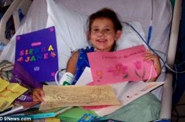 7 year old Colorado girl catches bubonic plague from fleas on dead squirrel.