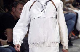 Liberty Ross walks for Alexander Wang Spring 2013 collection. 'I'm Still a hawt bixch Kristen Stewart!'