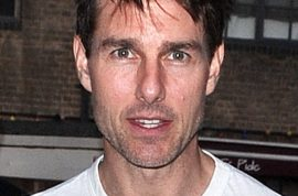 Tom Cruise massive weight drop caused by stress of divorce to Katie Holmes.