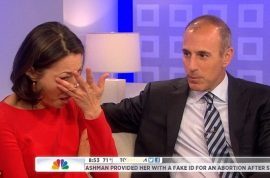 Ann Curry fired. Matt Lauer is looking very bad as Today ratings plummet further.