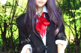 Meet the teenage girl who has transformed herself into a living Japanese anime doll.