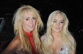 Dina Lohan if given a second chance would never have gone partying with Lindsay.
