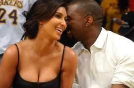 Kanye West raps about Kim Kardashian's sex tape. Calls the truth out.