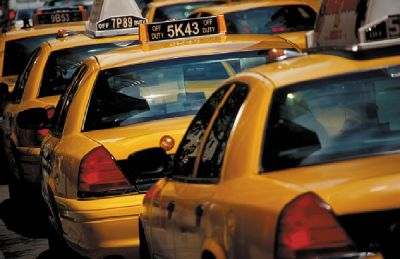 Yikes! NYC taxi fares set to rise 17% from today on