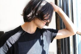 Yes Olivier Theyskens is a very hawt bixch with his new haircut.