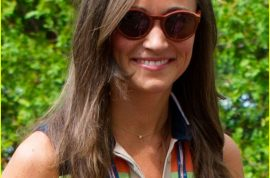 Oh my! Pippa Middleton attends US Open. But is she dating Andre Balazs?