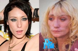 Jael Strauss can't make it as a model so she becomes a meth addict. The decay of the American dream….