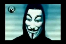 Anonymous outs man who spread topless photos of Amanda Michelle Todd who committed suicide.