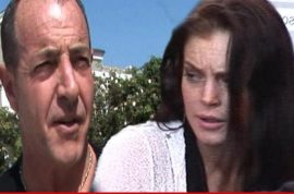 Lindsay Lohan to get restraining order against Michael Lohan who now seeks conservatorship.