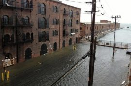 Will Hurricane Sandy cause NYC to flood? A pictorial…