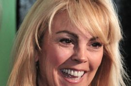 Lindsay Lohan's mama Dina Lohan would like remind Michael Lohan he disgusts her.