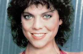 Homeless Erin Moran of Happy Days attempts to sneak back into her mother in law's trailer park home.