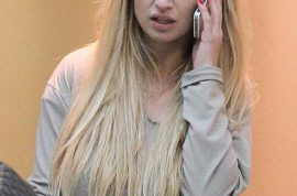Oh dear? Big Brother's Chantelle Houghton looks wasted after split with ex fiance.