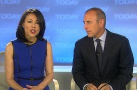 Ann Curry firing not Matt Lauer's fault insist Today crew. A turn of attitude?