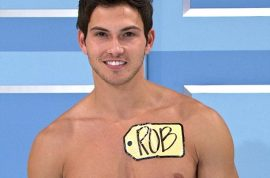 The Price is Right presents its first male model. He's a hawt bixch too…