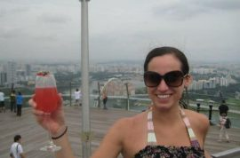 Ivy league consultant falls 30 stories to her death. Suicide?